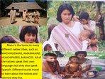 hermanos Nativos de diferentes comunidades Nativas cercanas a Salvacion-Manu