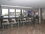 Royal Palm Grille Restaurant Bar on the 1st floor