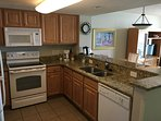 New upgraded, Fully equipped kitchen