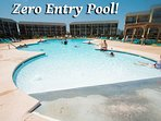 Topsail's Only Zero Entry Pool