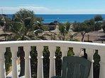 stunning views from balcony