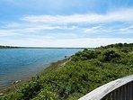 Breathaking views across Quitsa to South Shore