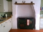 Range cooker, double oven and 6 rings, gas
