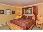 Queen Size Master Bed Room