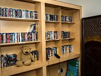 350+ BluRay DVD Library