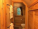 2nd Floor Bathroom, Tub/Shower on Left