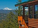 Alpine Lodge Stuart Mountain Range