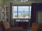 Beach Access from your unit with a shower to rinse all your cares away!