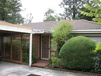Burwood comfortable and secure 2 bedroom unit