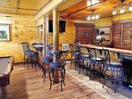 Main Lodge Area - Sports Bar w/ Direct TV