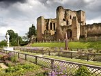 Kenilworth Castle is around 20 minutes drive from the cottage