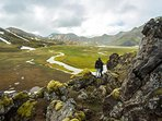 More remote attraction: Landmannalaugar