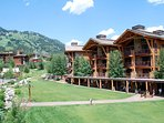 Ideally located at the base of Jackson Hole Mtn. Resort w/ easy access to outdoor adventures.