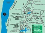 Shelby Forest Park Map - You are here!