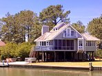 Chincoteague Waterfront 4/4 Home -  Book Weekends - Spring Break - Summer Now!