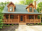 Cedar Creek Lodge Rustic Luxury Cabin w/ POOL & Fireplace