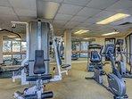 St Regis Exercise Center