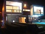 Awarded modern villa. Pool, SPA, Cinema, Gardens, Games room