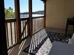 Master Suite View Toward Pool and TableRock Lake