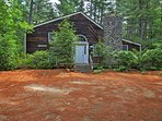 This North Conway vacation rental house is perfect for your next relaxing getaway!