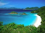 Trunk Bay, north side St. John