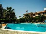 Villa Liuda, 3 bedroom villa on the beach