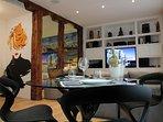 ILAIA es un apartamento IDEAL PARA DISFRUTAR EN PAREJA por sus posibilidades.