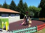 Parque Infantil a 2 min