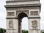 The neighborhood: the Arc de Triomphe