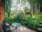 Enjoy Nature and Serenity from your Terrace