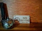 No smoking and no Pets