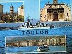 Toulon à 40 mn