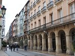 Calle Portales (a 3 minutos del apartamento)