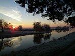 La rivière de la 'Vilaine'