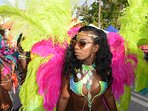 The Carnival in Barbados - Crop Over