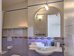 Villa Dafne Sorrento apt Rose - bathroom