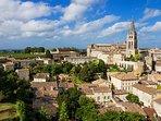 Saint Emilion 30 minutes drive