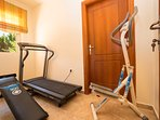 Gym room!
