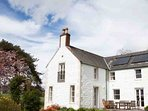 Bellrigg House near Castle Douglas in Scotland, available for self catering group stays