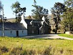 Holiday house in Scotland sleeps 10, near Newtonmore