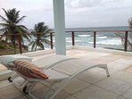 The View, Wind, Waves and Nature. Enjoy being close to the elements in a luxury apartment.