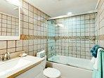 Bathroom 2 | Tub-Shower Combo