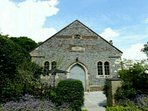 Enchanting converted Chapel dating back to 1832