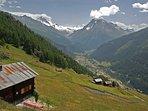 Chalet Nid d'Aigle, un mayen authentique en Valais
