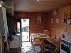 Cuisine - Chalet Nid d'Aigle, un mayen authentique en Valais