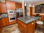 Look at this amazing kitchen!