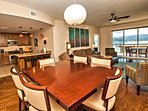 Open design with awesome views - corner unit