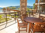 #131 is the only condo with ground-access off the lanai!