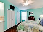 Bright and Spacious Master Suite