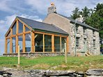 Holiday cottage with a splendid Welsh panorama'